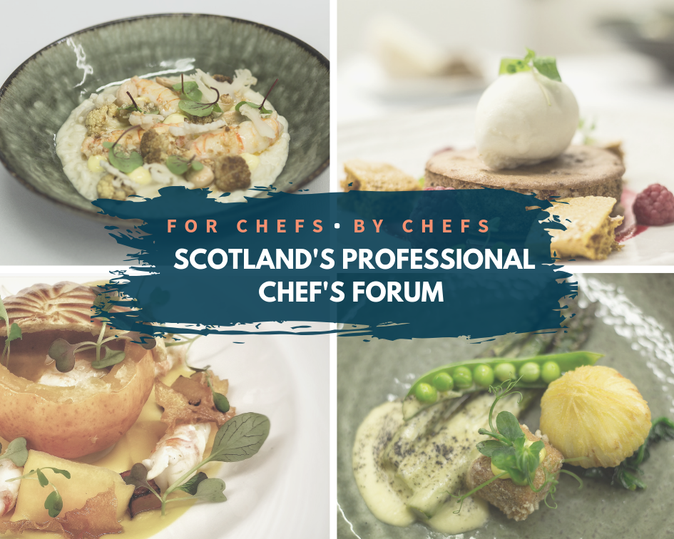 Scotland's Professional Chef's Forum 2019